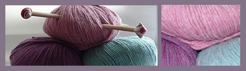 Wool and Bobbin Threads at Yarn Box