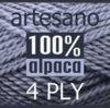 Artesano Alpaca 4 Ply