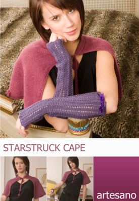 Starstruck Cape Sheet Pattern
