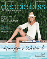SPECIAL OFFER: Debbie Bliss Magazine Issue 4 - Spring/Summer 2010