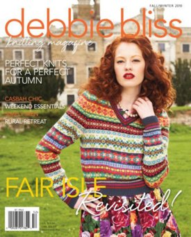 SPECIAL OFFER: Debbie Bliss Magazine - Fall/Winter 2010