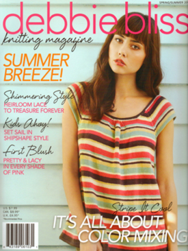 Debbie Bliss Magazine - Spring Summer 2012