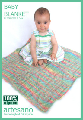 Baby Blanket Sheet Pattern