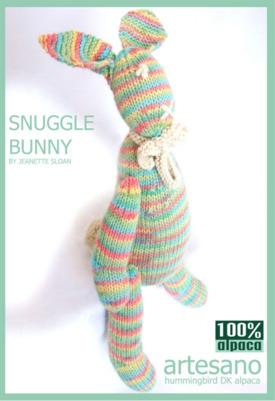 Snuggle Bunny Sheet Pattern