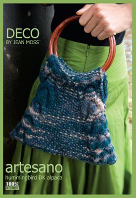 Deco Bag Sheet Pattern