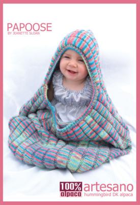 Baby Papoose Sheet Pattern