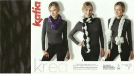 Krea - Black on Grey 55 - 5 available