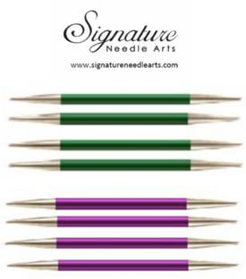 Signature Needles - Double Point Needles (Set of 5)