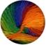 Chunky Mochi - Intense Rainbow
