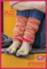 Jazz Leg Warmers Sheet Pattern