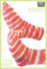 Stripe Socks Pattern Sheet